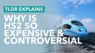 HS2 Gets the Go Ahead - Why is it so Controversial & Expensive - TLDR News