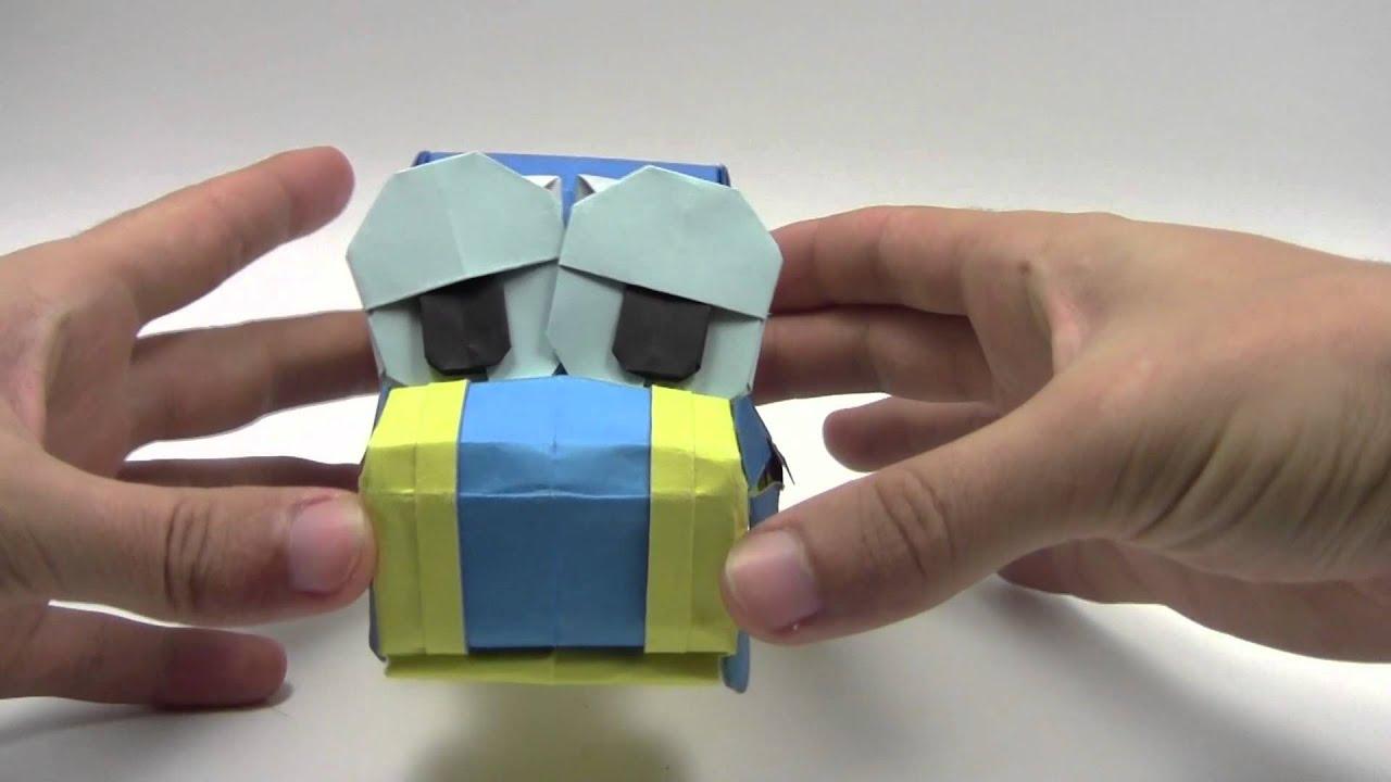 Origami BEETLE By Halle - Yakomoga Origami - YouTube - photo#3