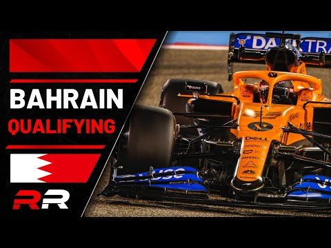 Bahrain Grand Prix Qualifying Report F1 2020