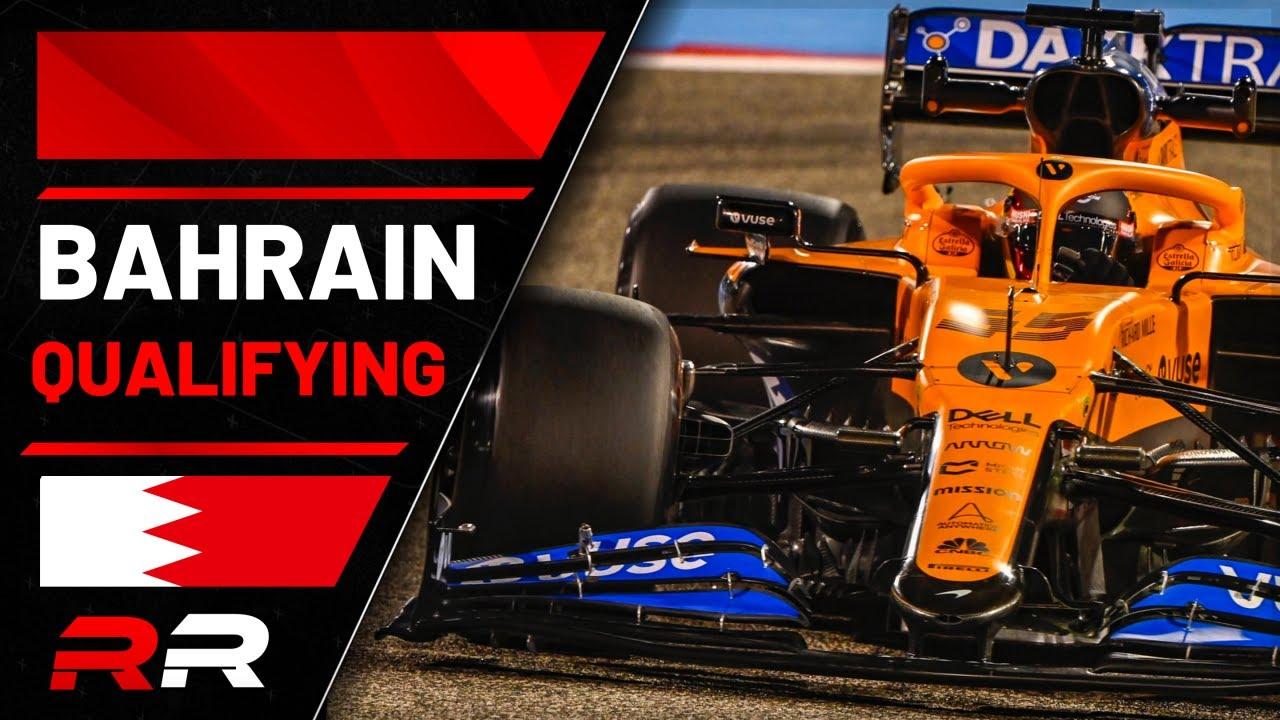 Bahrain Grand Prix Qualifying Report F1 2020