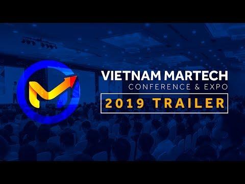 Vietnam MarTech Conference & Expo 2019 - Hanoi, December 7th