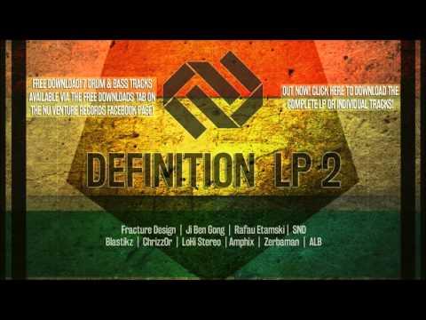 Amphix & Zerbaman - Blurred Vision (Fracture Design Remix) [Definition LP 2 - NVR Free Download]