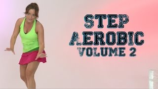 Step Aerobic Volume 2 - Das komplette Training mit Andrea