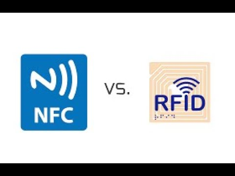 Сравнение систем контроля доступа RFID и NFC. Какая из систем лучше?