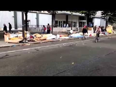 Islamizacja Europy - Dortmund i Niemcy 2016