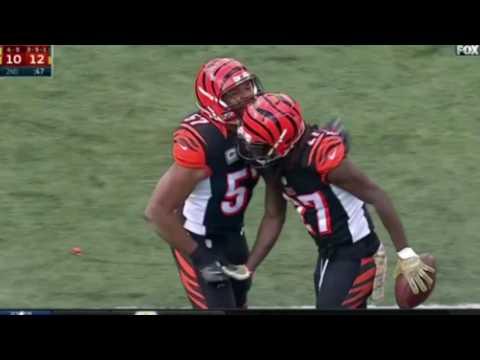 Dre Kirkpatrick ||| Cincinnati Bengals Official Highlights