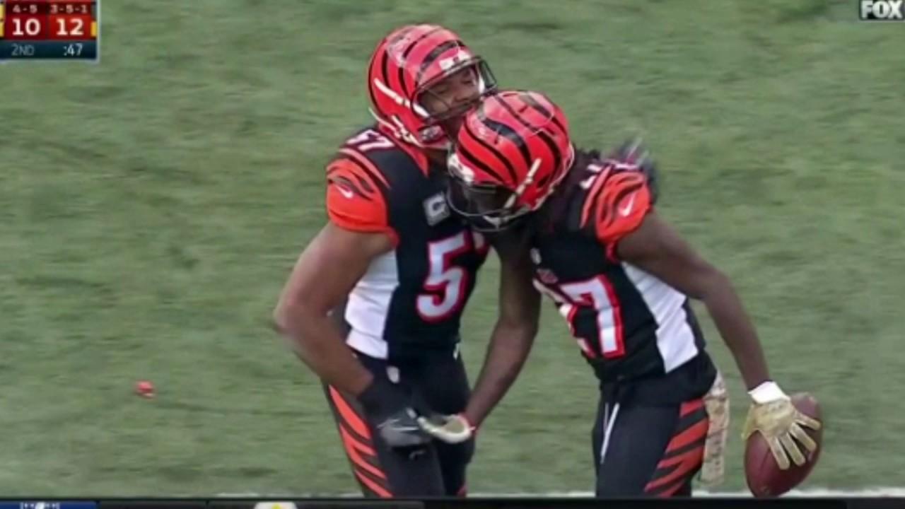 Dre Kirkpatrick Cincinnati Bengals ficial Highlights