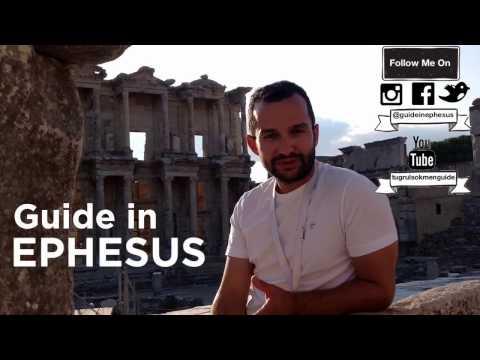 Guide in Ephesus (Kusadasi) Tugrul Sokmen