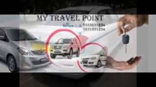 MY TRAVEL POINT // TAXI HIRE IN IGI AIRPORT/DELHI RAILWAY STATION