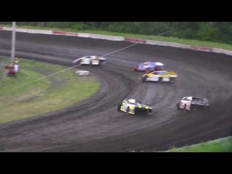 Modified Heat 2 @ Hamilton County Speedway 06/03/17