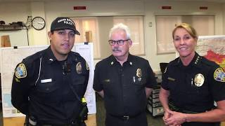 Tuesday, December 12, 2017 @ 3PM Bilingual #ThomasFire Update w Santa Barbara Police and Fire