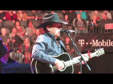 "George Strait ""God and Country Music"" 2/1/2019 Las Vegas Mp3"