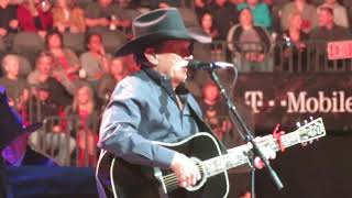 "George Strait ""God and Country Music"" 2/1/2019 Las Vegas"