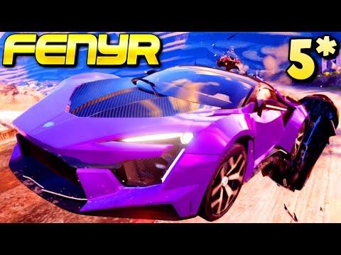 UNBEATABLE?!? W Motors Fenyr Supersport (5* Rank 4194) Multiplayer in Asphalt 9