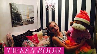 Tween Room Tour 2015 / 2016