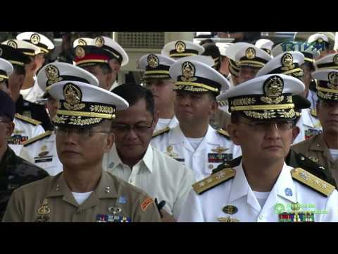 119th Philippine Navy (PN) Anniversary (Speech) 5/31/2017