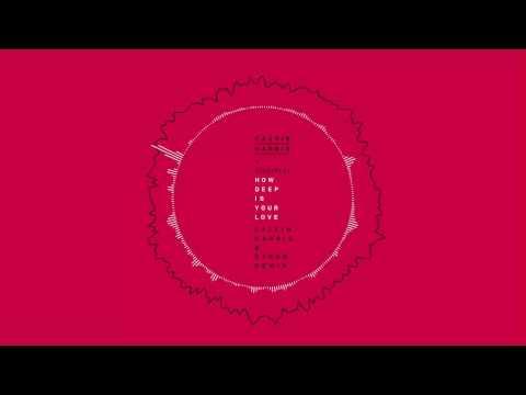 Calvin Harris & Disciples vs DallasK & R3hab  How Deep Is Your Love vs Retrograde Mashup
