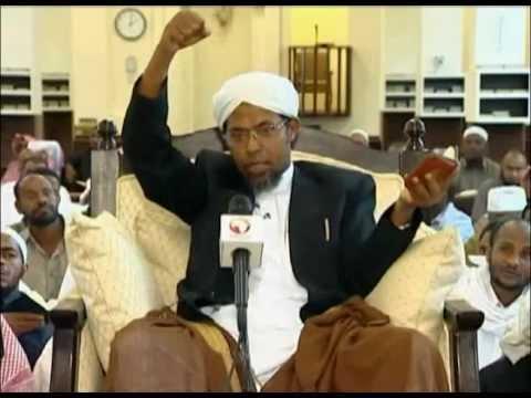 Africa TV - Tafsir Surat Al-Anbiya (16 - 24) Amharic