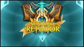 SENDERO DEL RETADOR CAP 22 ||GRAGAS TOP || EL GORDITO SEXY!