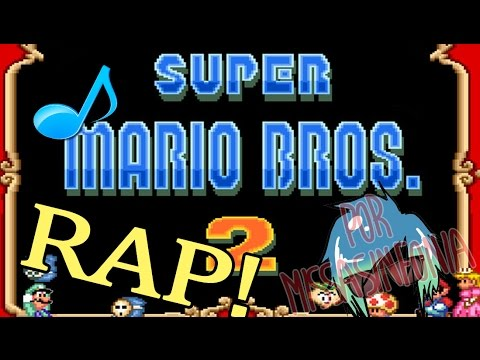 Mario Bros 2 RAP! - MissaSinfonia [Canción Original]