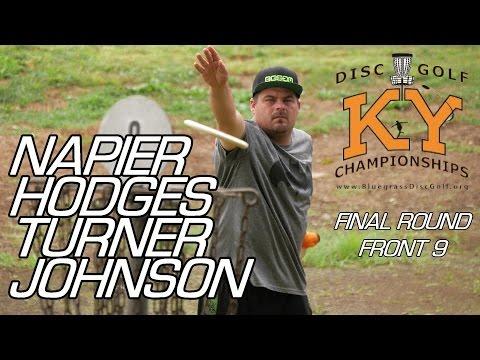 2016 Kentucky States: Final Round, Front 9 (Napier, Hodges, Turner, Johnson)