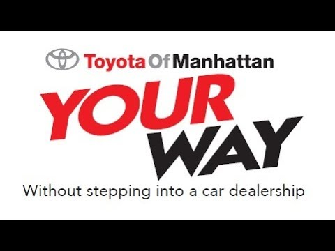 Toyota Of Manhattan >> New York Toyota Dealership Serving Nyc Manhattan New