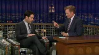 Paul Rudd interview part 1