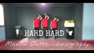 Hard Hard Dance Choreography Video | Batti Gul Meter Chalu | Shahid K, Shraddha K | Mika Singh