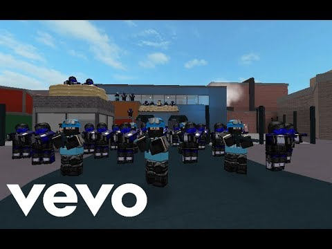 Roblox Battle of the Gang Story FINALE | Believer (Roblox Music Video)