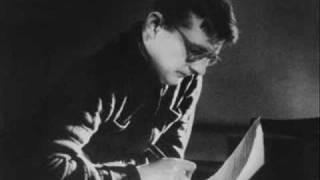 Shostakovich : Symphony No. 10 in E minor Op.93 - II Allegro
