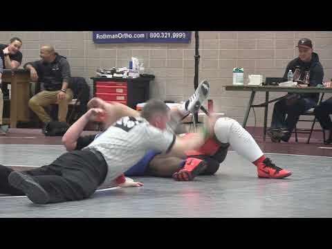 Jervey Sistrunk of Bound Brook to meet Fernandez in Region 4 final after semifinal win by fall