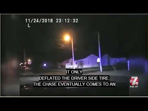 Video released in Schofield police chase and crash