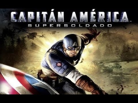 Capitán América Supersoldado The Video Game Cinemáticas En Español Youtube
