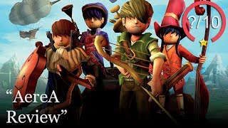 AereA PS4 Review (Video Game Video Review)