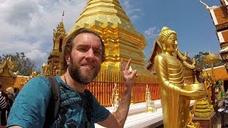 What to See in CHIANG MAI: The Incredible Wat Doi Suthep Temple