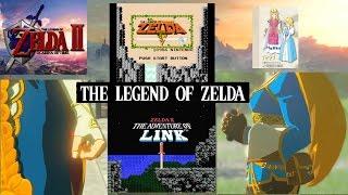 Zelda: Breath of the Wild - Theory / Analysis Part 9 - Zelda Hidden? Timelines? Legend of 2 Zeldas?!