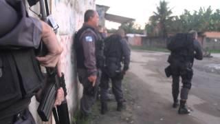 Mais um intenso tiroteio ma Favela do Rola em Santa Cruz 04/07/13
