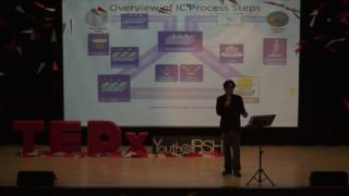 From Hsinchu to the World, From the World to Hsinchu | Andy Tuan | TEDxYouth@IBSH
