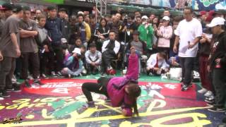 Rebirth vs 727 Bgirl | 32-16 | Crew Battle | Bomb Jam Vol.8