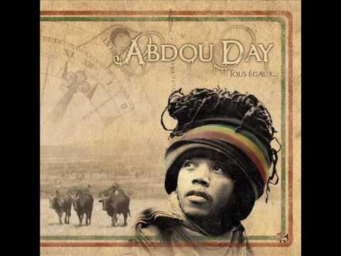 """ABDOU DAY Nouvel Album """"Tous Egaux..."""""""