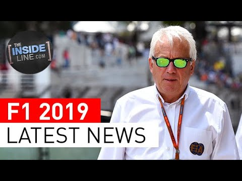 WEEKLY FORMULA 1 NEWS (19 MARCH 2019)