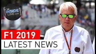 WEEKLY FORMULA 1 NEWS (19 MARCH 2019)