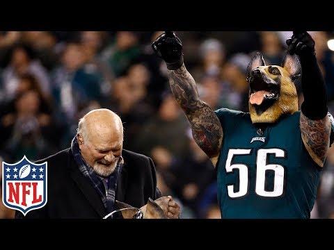Best of the Eagles 2017 NFC Championship Celebration | NFL Highlights
