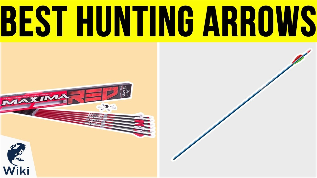 Best Hunting Arrows 2019 10 Best Hunting Arrows 2019   YouTube