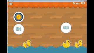 Make a Shooting Gallery Game in Game Maker Part 5 Moving Targets