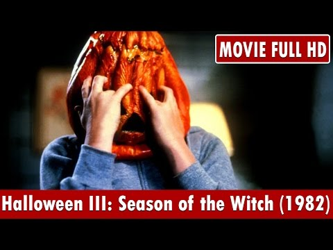 Halloween III: Season of the Witch (1982) Movie **  Tom Atkins, Stacey Nelkin, Dan O'Herlihy