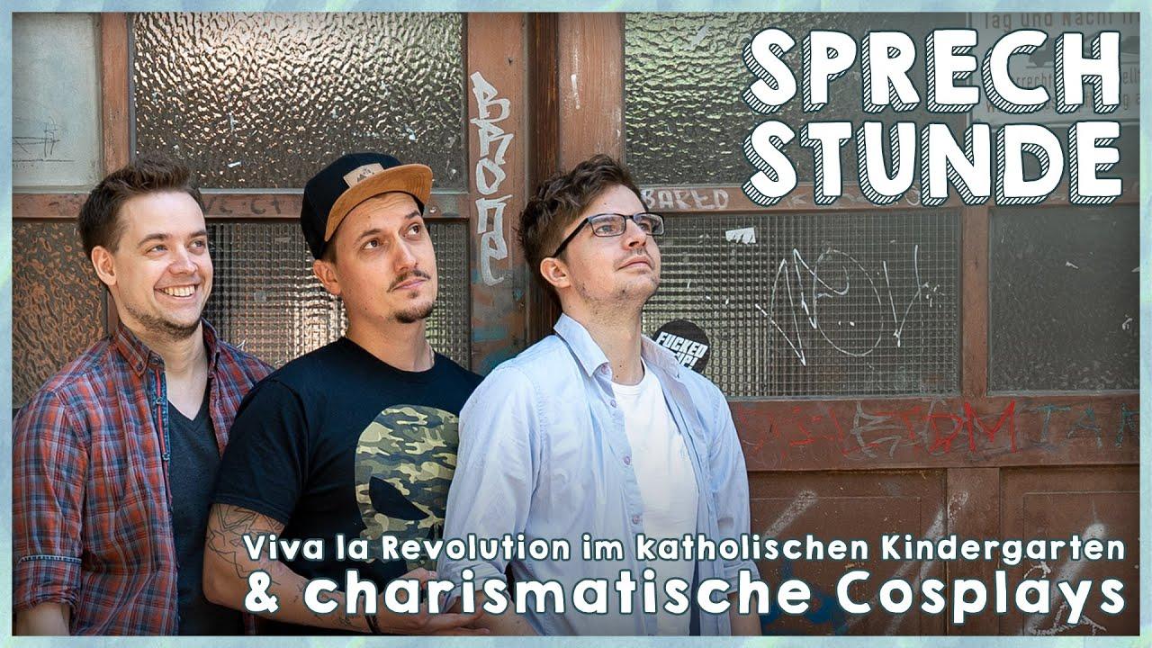 Viva la Revolution im Kindergarten & charismatische Cosplays feat. Anni the Duck 🦆 #Sprechstunde
