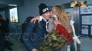 Дамир Исмагулов. НОВИНКА. Видео. Интервью после UFC о переезде в KZ и женитьбе.