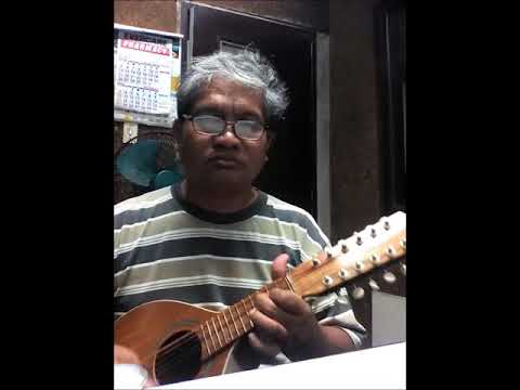 CARMELITA by VICTOR WOOD  cover bandurria instrument version played by LAZARO CAJEGAS JR