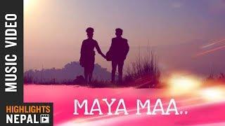 Maya Maa - Ashish Lama Ft. Amrit Tamang, Manisha GC | New Nepali Song 2018/2075